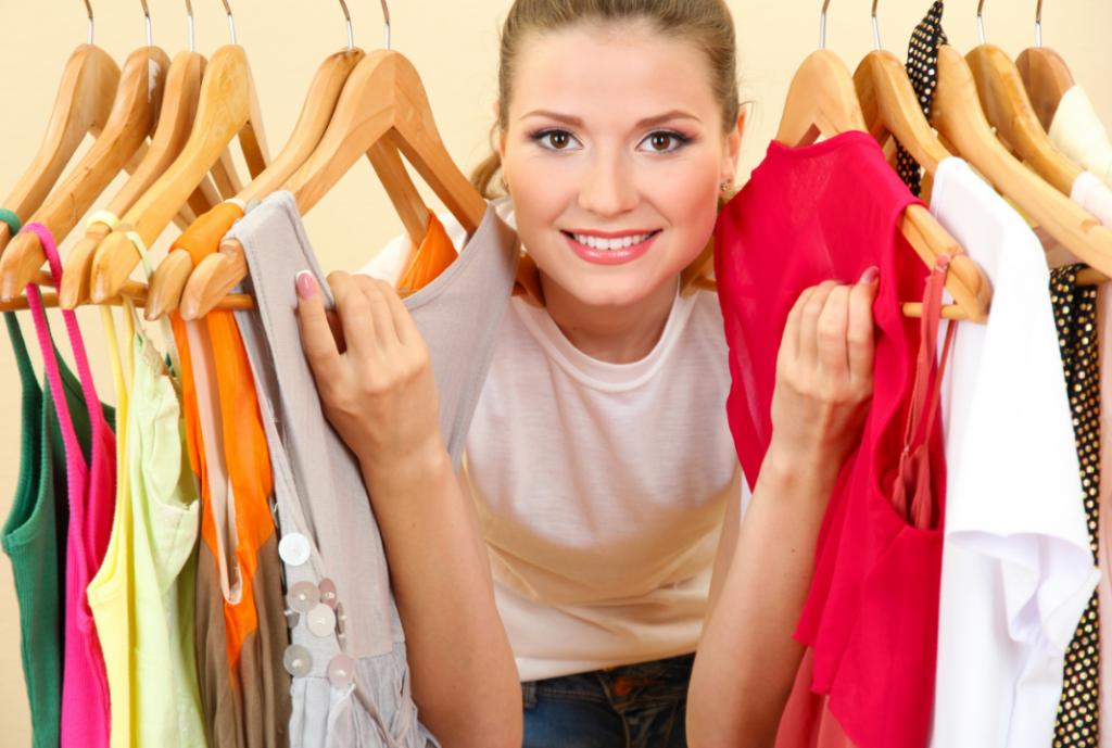 образец вывески магазина женской одежды