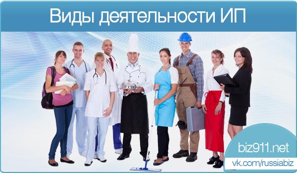 виды деятельности организации курсовая работа