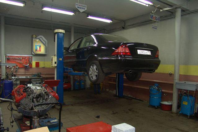 развитие бизнеса в гараже