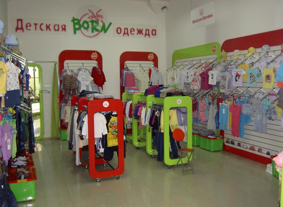 Бизнес-план магазина детской одежды с расчетами Как открыть магазин ... 4bdf0d47d64